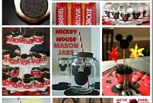 Mickey bday party / by Angie Mattox-Benson