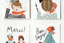 J'aime le français ! / by Julia Morillas
