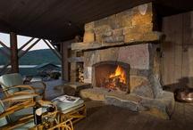 Fireplaces with CHUTZPA!