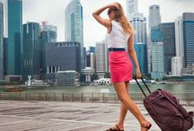 Aasiassa reissaaminen