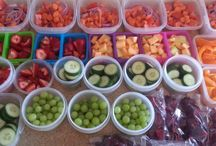 prepping food for 21 day fix