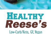 Quick & Easy Vegan Desserts / Simple gluten-free, dairy-free treats, no-bake desserts, bars, & bites. Easy to make & vegan!