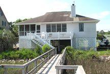 Edisto Beach Vacation Rentals-- Deepwater Homes