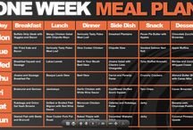 Paleo Meal Plans / Meal plans for the paleo diet