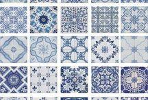 Azulejos / by Márcia Vieira Ávila