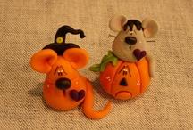 Fimo halloween