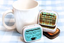 RetireMint Favors / Celebrate retirement! Retirement Party Favor ideas, unique designs, and all personalized products from The MintBox.