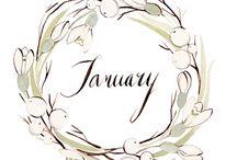 . Janvier Février.