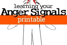 anger signals