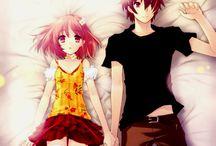 Anime/Real couples `•`