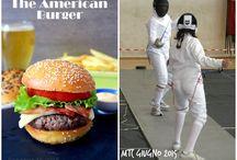 MTC n. 49 - American Burger / Bacheca dedicata alla sfida n. 49 dell'MTChallenge, sull'American Burger