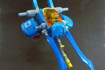 Spaceships Designs