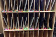 Storage ideas - classroom