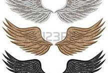 Angel wing ideas