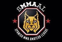 SMMAAL / Primera liga amateur de MMA en España. 8 equipos, más de 50 luchadores. Puro espéctaculo MMA.