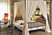 Places I'd Like To Sleep