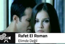 RAFET EL ROMAN KLİPLERİ / En Yeni ve En Güncel RAFET EL ROMAN Kliplerini EMRE MÜZİK OFFICIAL Sayfamızda Bulabilirsiniz