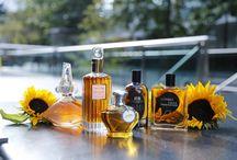 Autumn Editorial / Hasu-no-Hana, Dali perfume, LHombre Fauve, Tabac Rouge, Onda