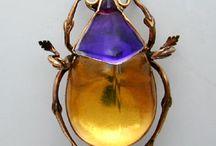 Šperky - hmyz