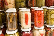 Pickling veggies/canning