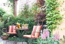 Garden Plans and Ideas / by Marie Hilton