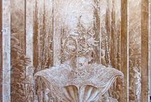 "Art on ""the Holy Fountain"""