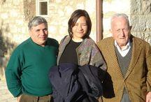 Three generations of restaurateurs