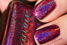 Awesomeness / Whenever I stumble upon an awesome polish or mani, It'll be here.
