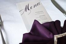 Bryllup - servietter