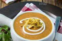 Recipes- main dishes soup