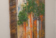 Painting Ideas / by Lynn Poteat