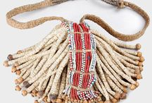 Beadwork from Namibia