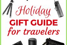 Travel Gifts for Girlfriends / Get your travel loving girlfriend the perfect gift this year.