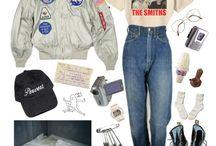 Clothes & stuff