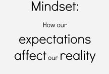 Coaching: Mindset / Our life and the choices we make all start with our mindset. There is no thing, but our perception of all things. We can perceive the good or the bad and each mindset will bring a different reality.  http://www.lindyasimus.com