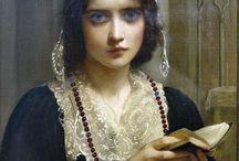 livres et peinture / représentation du lecteur par les peintres