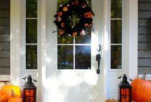 Halloween house / by Jill Smith