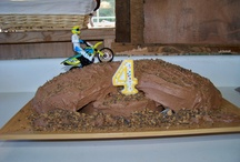 Motorsykkel kake