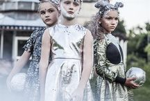 Cosmos / Cosmos for Lapetitemag print issue 5  Photo Anastasiia Serdyukova Kids fashion designer Anastasiia Kurbatova  Muah Misha MTK  Models: Anastasiia Belaykova, Sofiia Vlasova, Sofiia Chepik