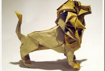 All Things Origami / by Lucy Gentry
