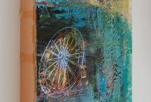 art journal mixed 2 / by Tanya McCartney