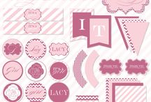 Kenzie's 4th Birthday Party Ideas - Princess Birthday Party