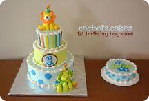 Birthday parties! / by Shalane Hightower