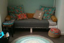 Home: nooks / by Annlea Artsy