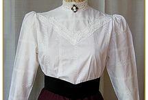 Lily's Wardrobe (LIES BENEATH) / Inspirational photos