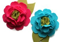 material flowers / by Edith Troyer
