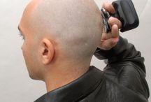 Bald head Shavers / Head Shaving options for bald men.
