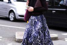 Celebrities Love....Midi Skirts / Midi Skirt Inspirations  / by Red Carpet