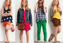 dress my kids / by Scott Brooke Bryner
