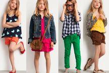 dress my kids / by Scott Brooke Bryner